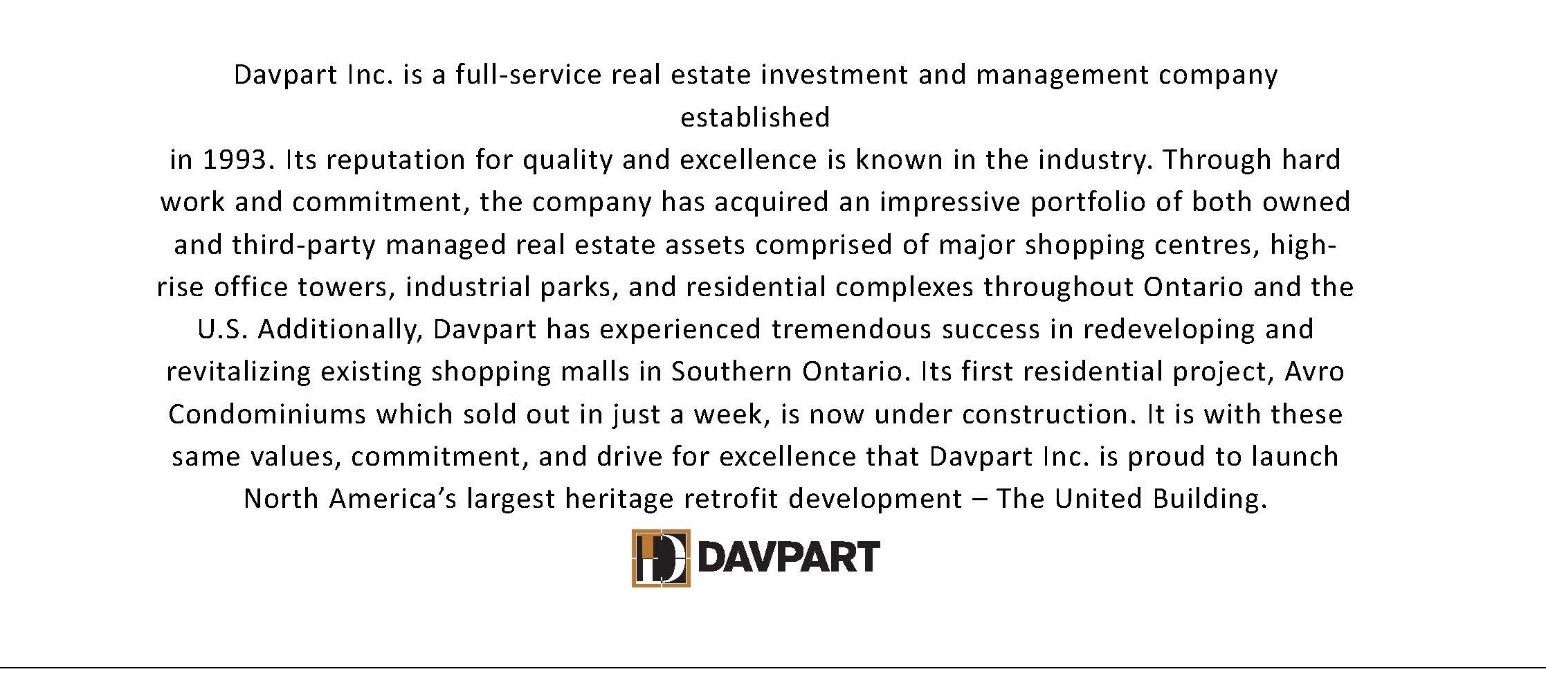 Davpart Inc.